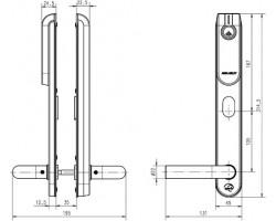 Беспроводной щиток E100 SCAND Standard