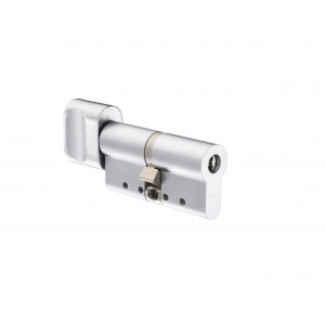 CY323 ABLOY - цилиндр ключ-поворотная кнопка европейского стандарта