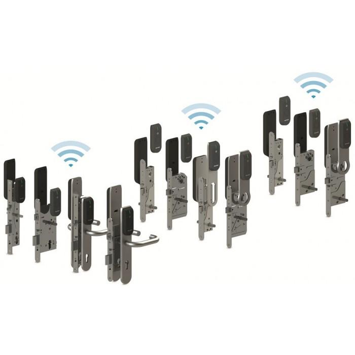 Электронная фурнитура Aperio