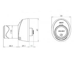 Цилиндр C100 Финского стандарта