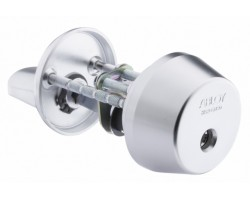 CY013 ABLOY - цилиндр усиленный ключ-поворотная кнопка финского стандарта