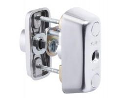 CY043 ABLOY - цилиндр усиленный ключ-поворотная кнопка финского стандарта